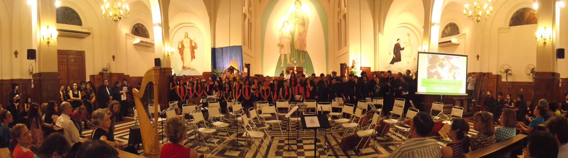 """El Conservatorio Municipal de Música """"CIUDAD DE LUQUE"""" promocionará el cultivo de habilidades artísticos musicales."""